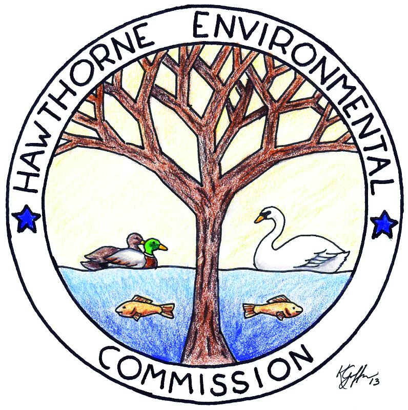Hawthorne Environmental Commission Logo