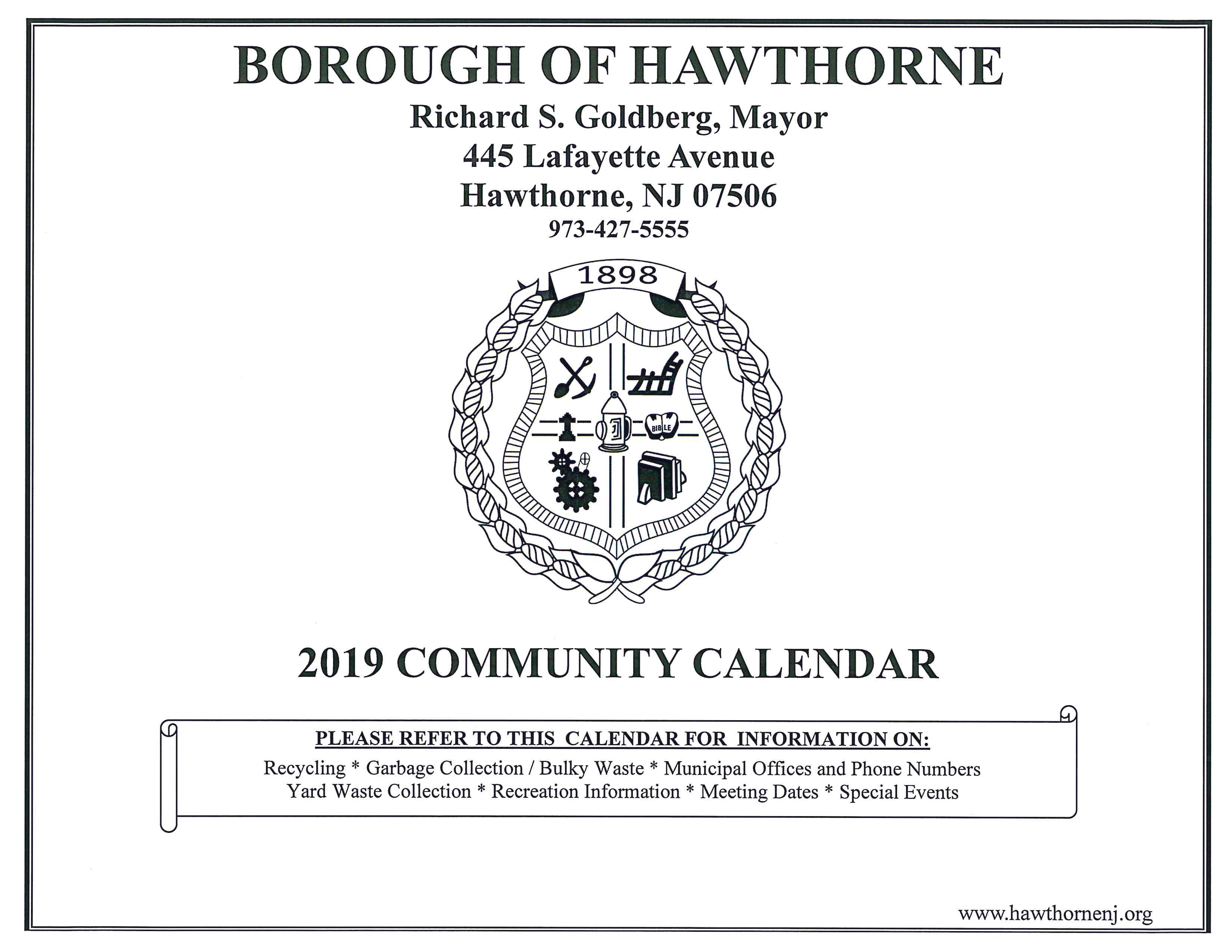 Hawthorne, NJ | Official Website