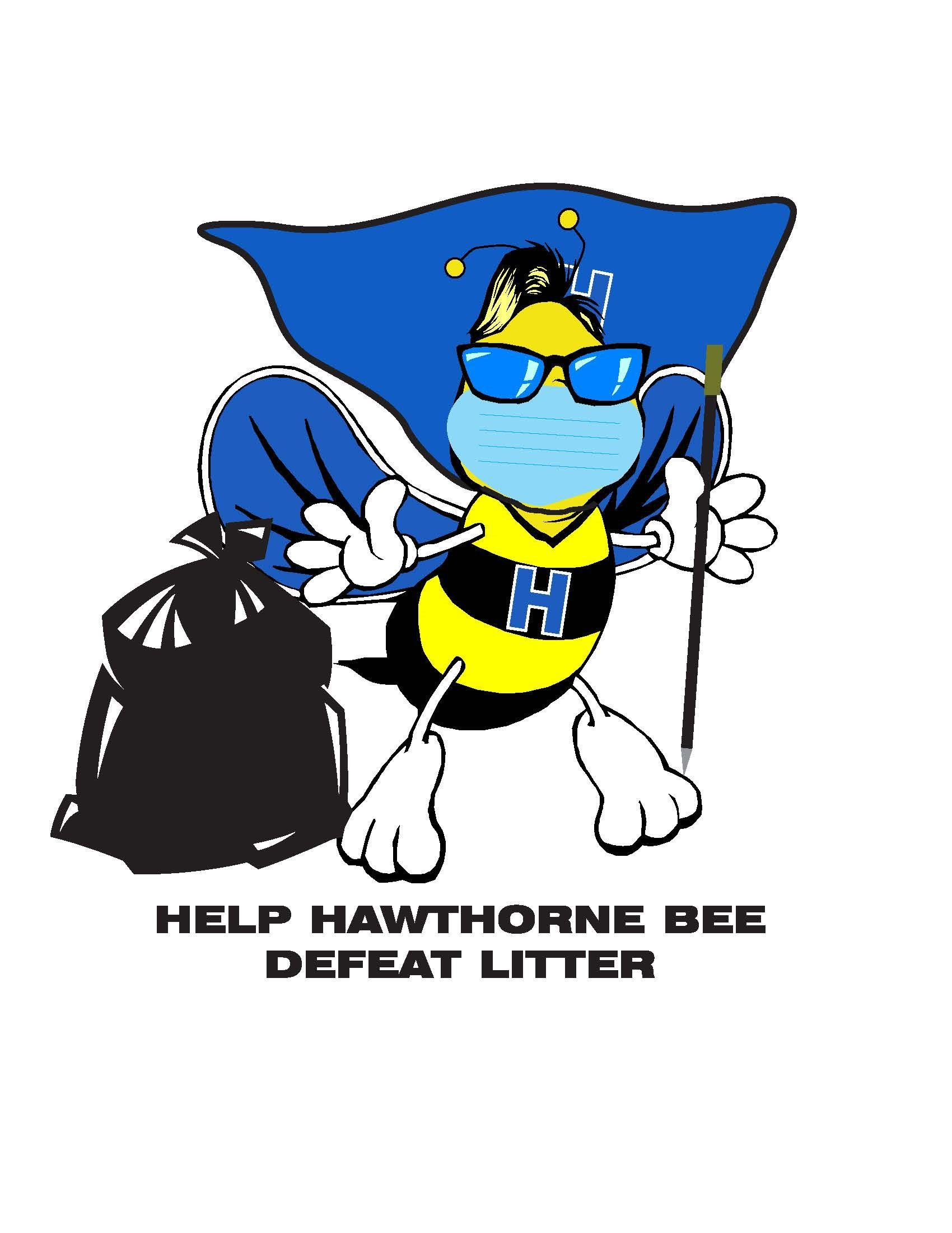 Hawthorne Litter Bee